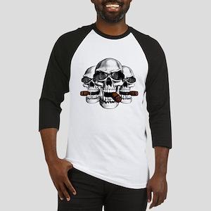 Cool Skulls Baseball Jersey