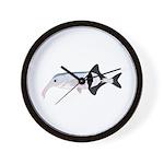 Campylomormyrus Elephantfish Wall Clock