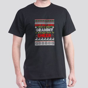 Santa Only Comes Once A Year grammy T-Shirt
