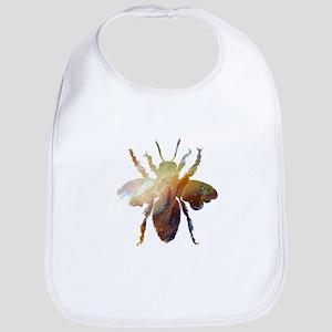 Bee queen Bib