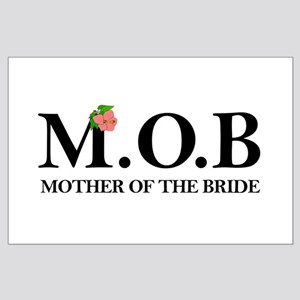 Mother of the Bride Large Poster