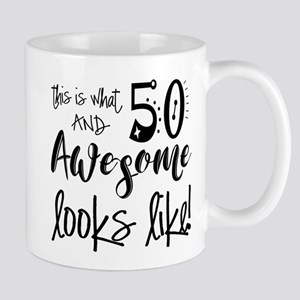 Awesome 50 Years Old Mug