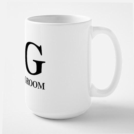 Father of the Groom Large Mug