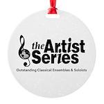 The Artist Series logo Ornament