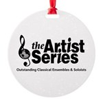 The Artist Series logo Ornament