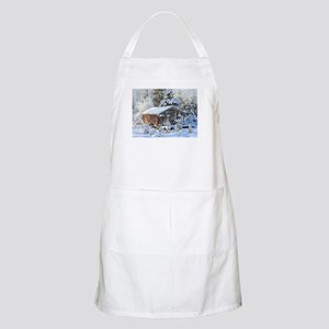 Country Holidays! Light Apron