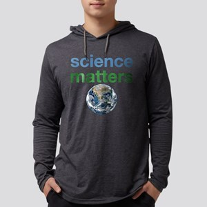 Science Matters Long Sleeve T-Shirt