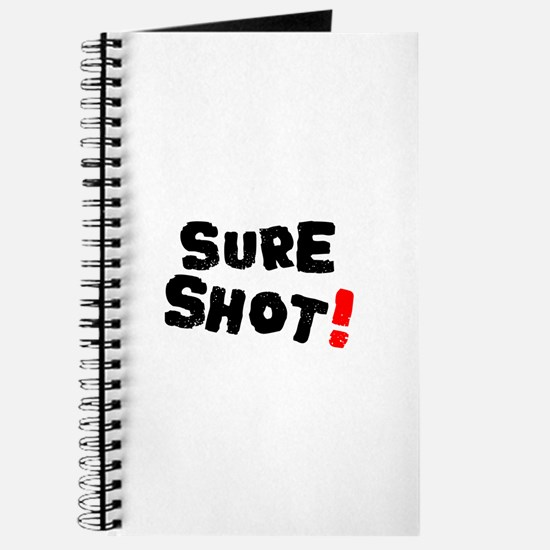 SURE SHOT! Journal