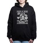 Lesbian Christmas Women's Hooded Sweatshirt