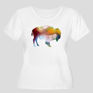 Bison Plus Size T-Shirt