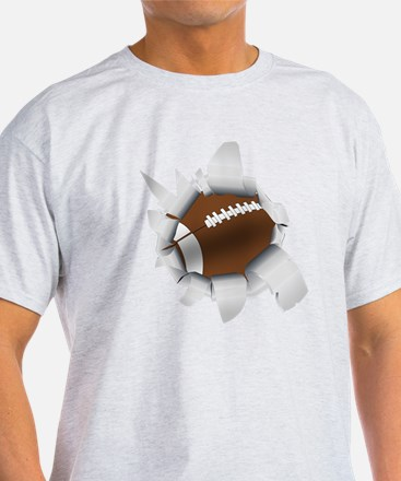 Football Hole T-Shirt