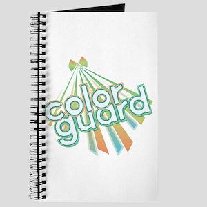 Retro Color Guard Journal