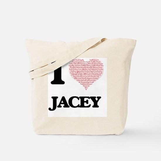 Cute Jacey Tote Bag