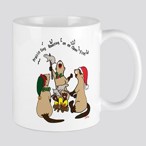 Roasting Dogs 11 Oz Ceramic Mug Mugs