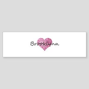 Brooklynn Bumper Sticker