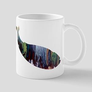Blue whale Mugs