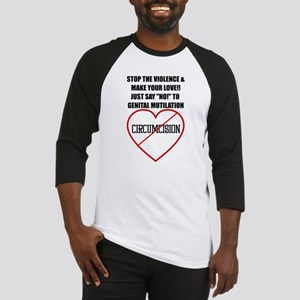 Say Yes to Love By Saying NO to Circumcision Baseb