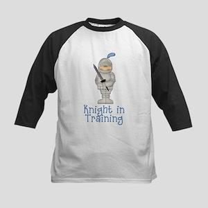 Knight in Training Kids Baseball Jersey