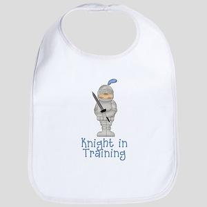 Knight in Training Bib