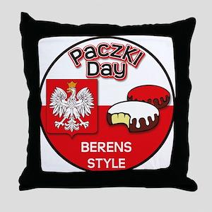 Berens Throw Pillow