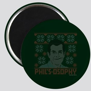modern family phil's-osophy ugly Magnet