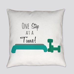 One Step Everyday Pillow