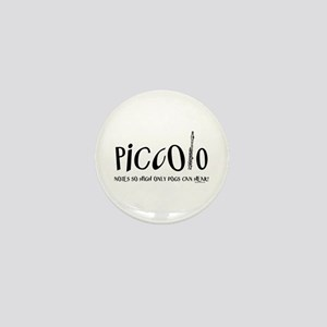 Piccolo Mini Button