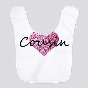 Cousin Polyester Baby Bib