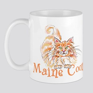 Maine Coon Mug