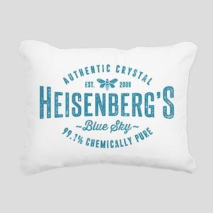 Heisenberg Blue Sky Breaking Bad Rectangular Canva