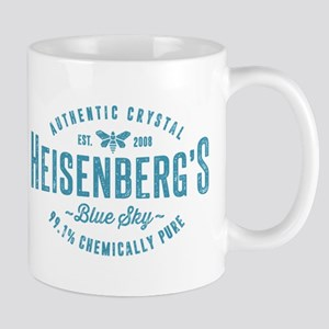 Heisenberg Blue Sky Breaking Bad Mugs