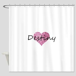 Destiny Shower Curtain