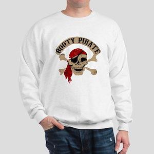 Booty Pirate Sweatshirt
