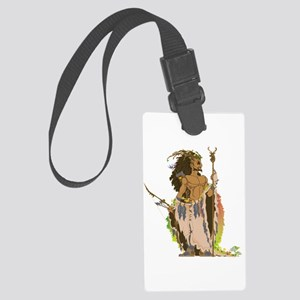 Cernunnos Large Luggage Tag