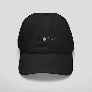 ball of wool Black Cap