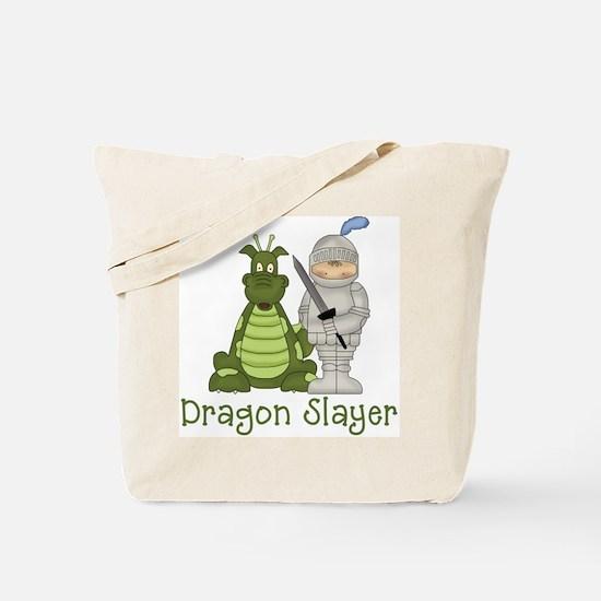 Dragon Slayer Tote Bag