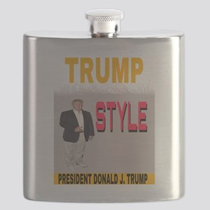 TRUMP STYLE Flask
