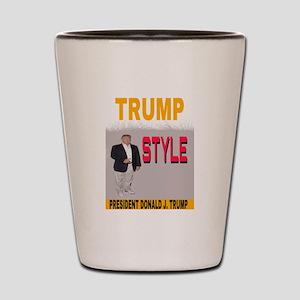 TRUMP STYLE Shot Glass