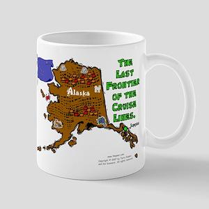 AK-Frontier. Mug
