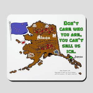 AK-Don't care. Mousepad