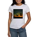 AFTM Old Stallion At Sunrise Women's T-Shirt