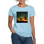 AFTM Old Stallion At Sunrise Women's Light T-Shirt