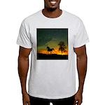 AFTM Old Stallion At Sunrise Light T-Shirt