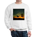 AFTM Old Stallion At Sunrise Sweatshirt
