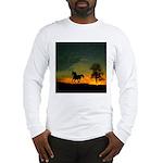 AFTM Old Stallion At Sunrise Long Sleeve T-Shirt