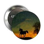 AFTM Old Stallion At Sunrise Button