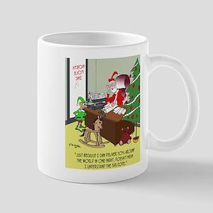Tax Cartoon 9532 11 oz Ceramic Mug