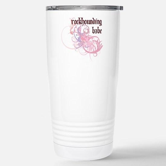 Rockhounding Babe Mugs