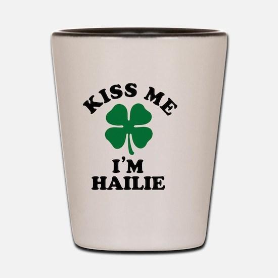 Unique Hailie Shot Glass
