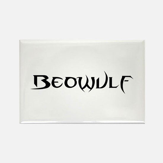 Beowulf Rectangle Magnet